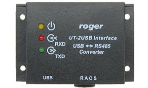 ROGER UT-2USB - interfejs USB-RS485
