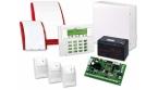 Zestaw alarmowy do ochrony sklepu z manipulatorem LCD