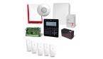 Zestaw alarmowy umożliwiający inteligentną kontrolę domu