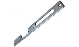 LC-SP250-N prosty długi szyld niklowany